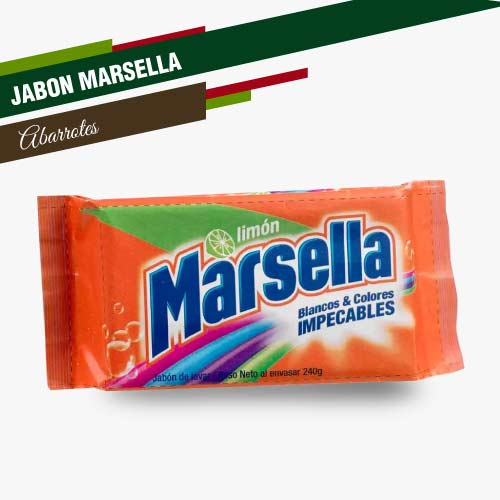 JABÓN MARSELLA