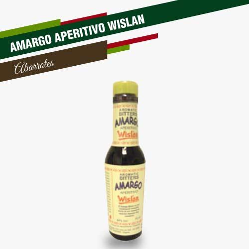 AMARGO APERITIVO WISLAN