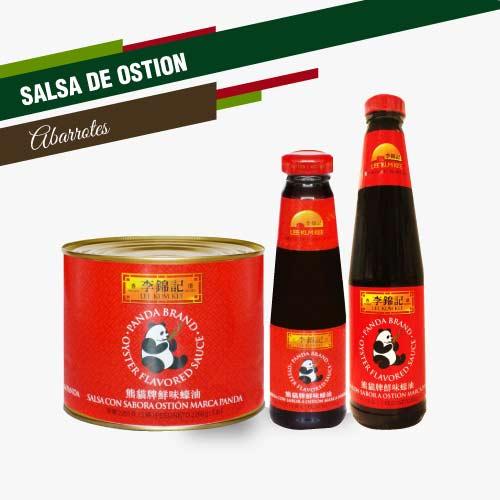 SALSA DE OSTION
