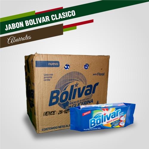JABÓN BOLÍVAR CLÁSICO