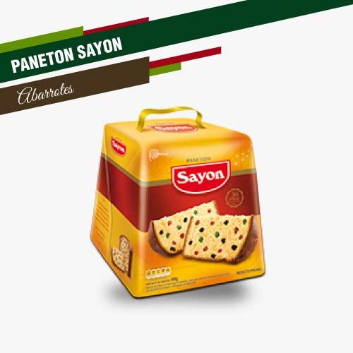 PANETON SAYON