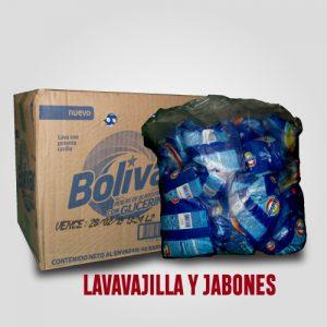 LAVAVAJILLAS Y JABONES