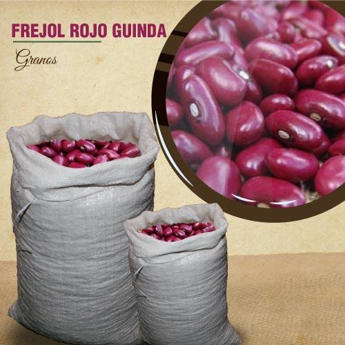 Frejol Rojo Guinda